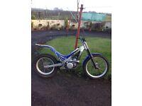Sherco 290 trials bike not quad buggy mx