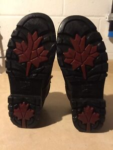 Men's Roots Tuff Brown Hiking Boots Size 9.5 London Ontario image 3