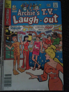 2 ARCHIE'S COMICS London Ontario image 2