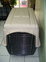 PET-MATE  LARGE DOG  CAGE  FOR SALE