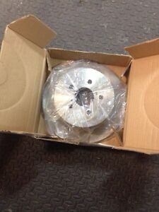 Subaru Outback rear rotors-new