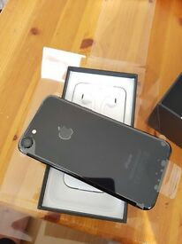Brand New iPhone 7 256GB on 02