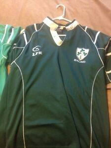 Ireland rugby jerseys