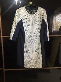 Warehouse illusion dress