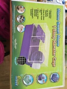 HAMSTER CAGE. BRAND NEW!