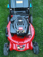 Toro SR4 Super Recycler Self Propelled Lawnmower