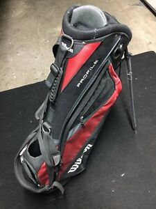 Brand New Shoulder carry Wilson golf bag Cambridge Kitchener Area image 3