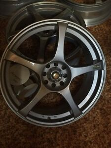 "For Sale: A Set of 18"" Enkei Rims"
