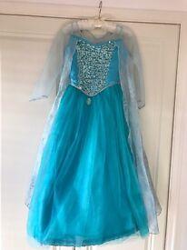 Elsa dress age 5/6