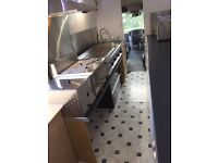 Catering van. New re-build. Gas safe done. SOLD SOLD