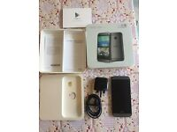 HTC ONE mini 2 UNLOCKED 16GB excellent condition boxed plus 32GB SD with HTC accessories