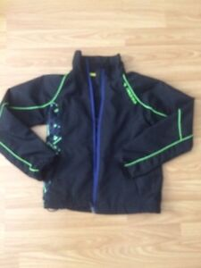 Boys Adidas Spring Jacket/Windsuit coat and Diadora jacket Kitchener / Waterloo Kitchener Area image 4