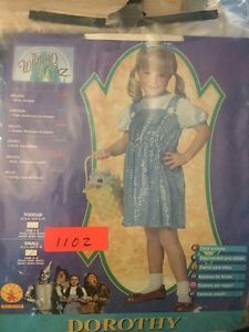 Girls size small costume