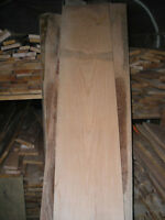 "Select 2"" Maple Kiln Dried Planed Lumber"