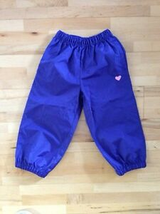 EEUC 12-18 months OshKosh purple splash pants