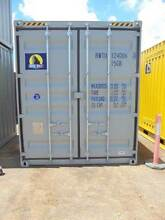 10 FOOT NEW SHIPPING CONTAINER Mount Louisa Townsville City Preview