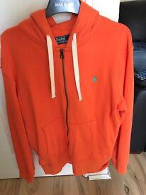 Ralph Lauren hooded top size m genuine bnwot