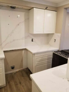 Quartz Granite Countertops + Free Estimate - Jenny 416-666-9866