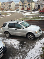 2002 Mercedes-Benz GL-Class SUV, Crossover