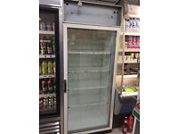 Free single door fridge