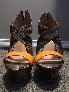 Wedges for sale!