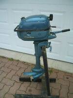 Evinrude 3hp outboard  Motor