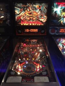 No Fear Pinball for Sale or trade