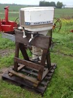 Chrysler 45 Outboard Boat Motor- not running- as is