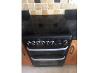 Cannon by Hotpoint electric cooker