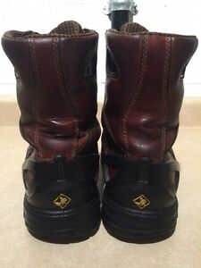 Men's Terra Steel Toe Work Boots Size 9.5 London Ontario image 4
