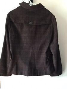 Ladies wool blend coat Kitchener / Waterloo Kitchener Area image 2