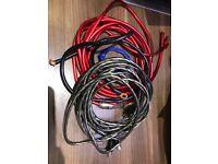 Full amp wiring kit