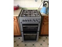 Cooker Falvel Gas hob & oven (less than a year old hardly used)