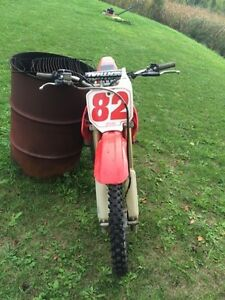 2004 CR 85 trade for quad or newer sled