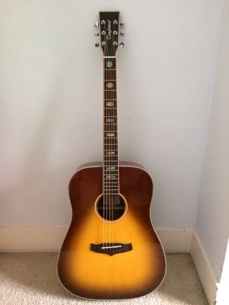 Tanglewood Evolution TW28 SVAB Acoustic Guitar MINT !!!!!!