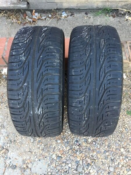 Pirelli Tyres 225/45/17in Woodford, LondonGumtree - Pirelli tyres 225/45/17 used but still good condition, if interest please call me