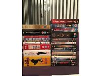 dvds joblot