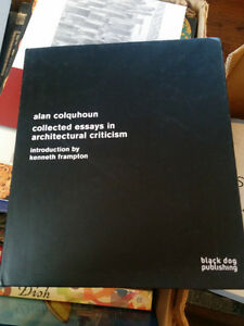Collected Essays in Architectural Criticism