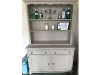 Shabby Chic dresser, side board / unit / French / Welsh dresser