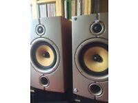 Wharfedales speakers