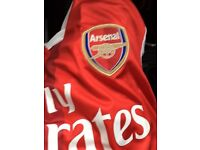 Arsenal Home Shirt XL 16/17 Brand New with Tags