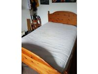 King Size Bed (Good used condition)