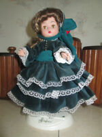"""EFFRANBEE Collectable Doll! approx 6"""""""