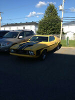 1973 Ford Mustang Autre