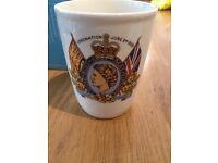 Coronation cup