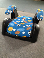 Car Booster Seat - hardly used