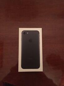 Iphone7 128gb swap brand new