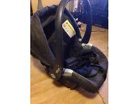 Primo Viaggio Mamas and Papas Car seat