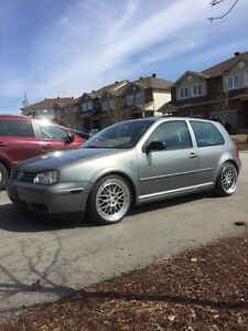 2003 Vw GTI K04 turbo and more