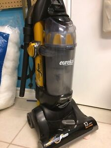 Eureka vacuum with hepa filter